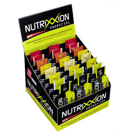 Nutrixxion Energy Gel Confezione 24 x 44g, Mixed